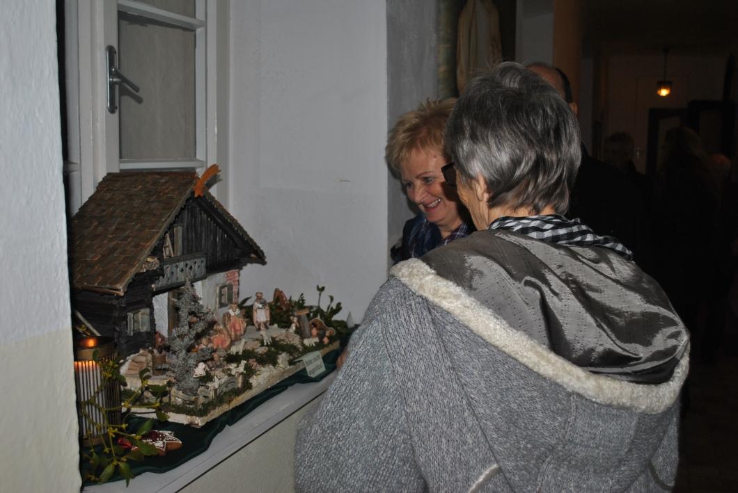Kripperlschauen im Kapuzinerkloster Hartberg 2o15 (11)