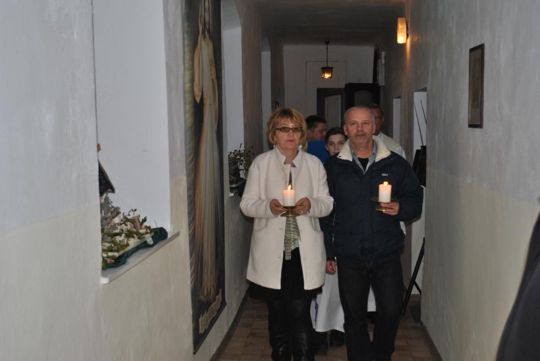 Kripperlschauen im Kapuzinerkloster Hartberg 2o15 (14)