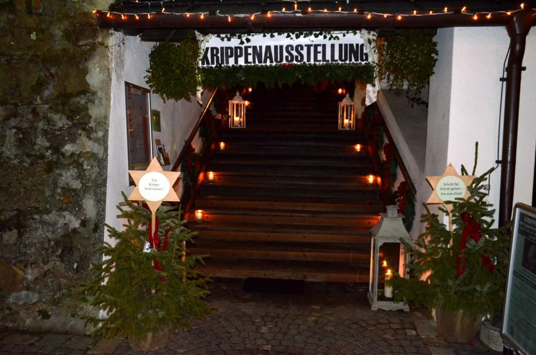 Kripperlschauen im Kapuzinerkloster Hartberg 2o15 (21)