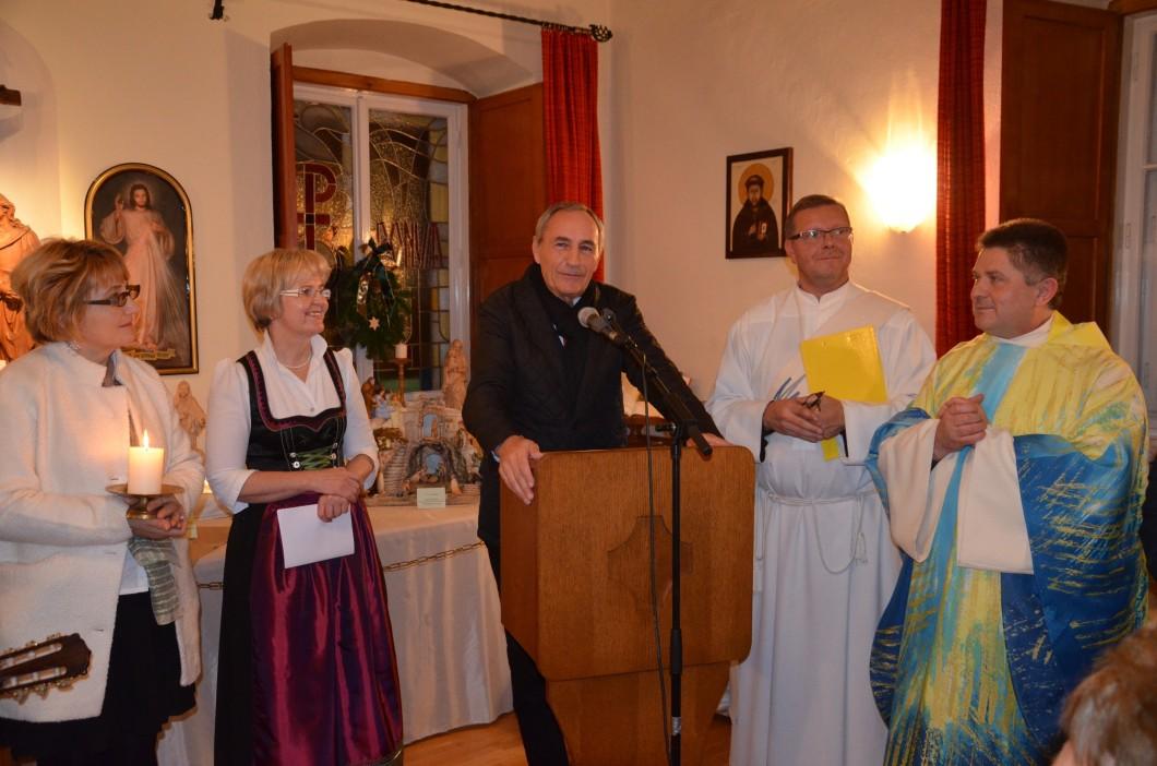 Kripperlschauen im Kapuzinerkloster Hartberg 2o15 (22)