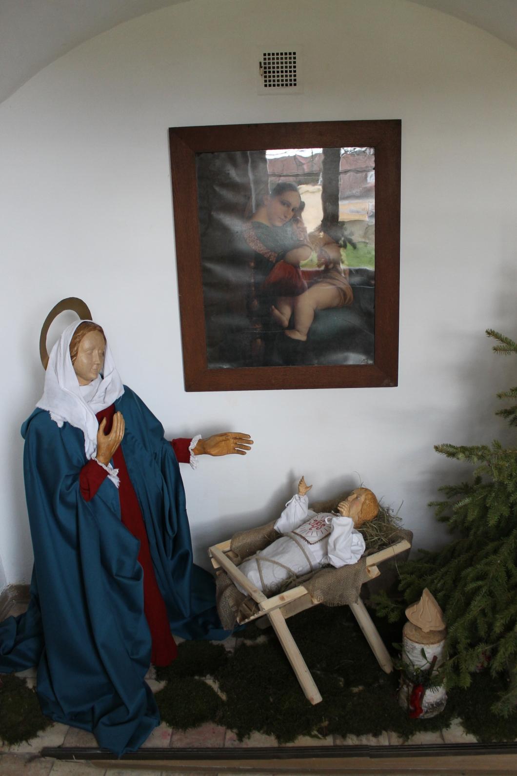 Kripperlschauen im Kapuzinerkloster Hartberg 2o15 (27)
