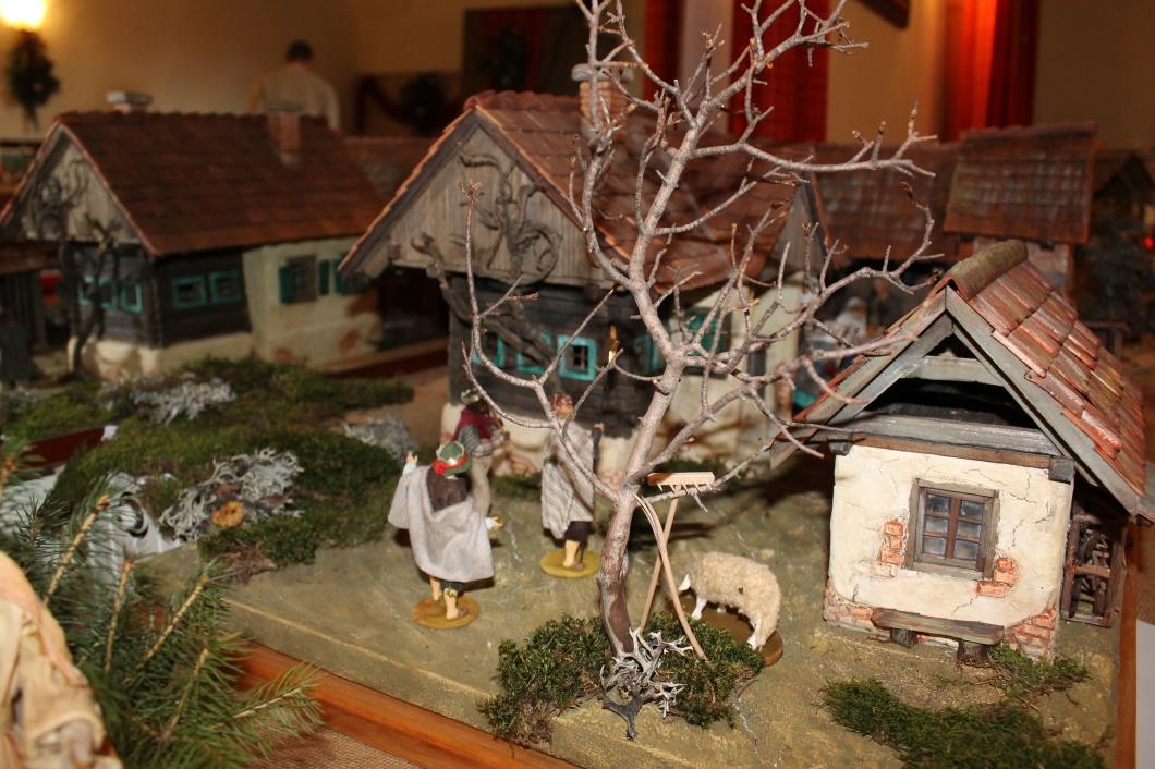 Kripperlschauen im Kapuzinerkloster Hartberg 2o15 (29)