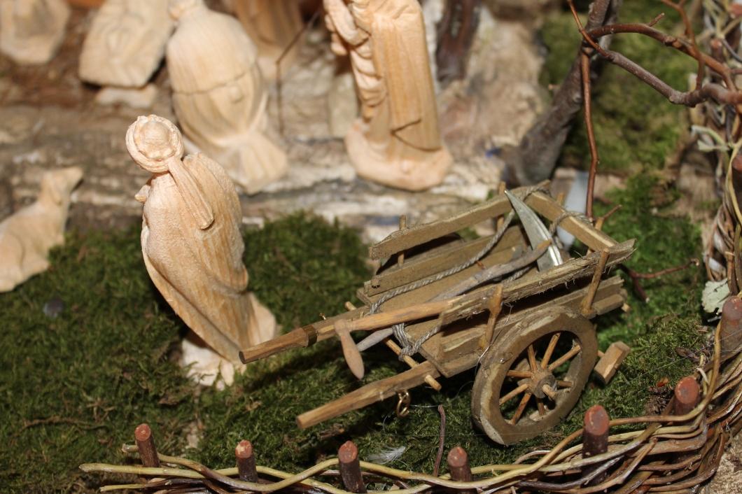 Kripperlschauen im Kapuzinerkloster Hartberg 2o15 (32)