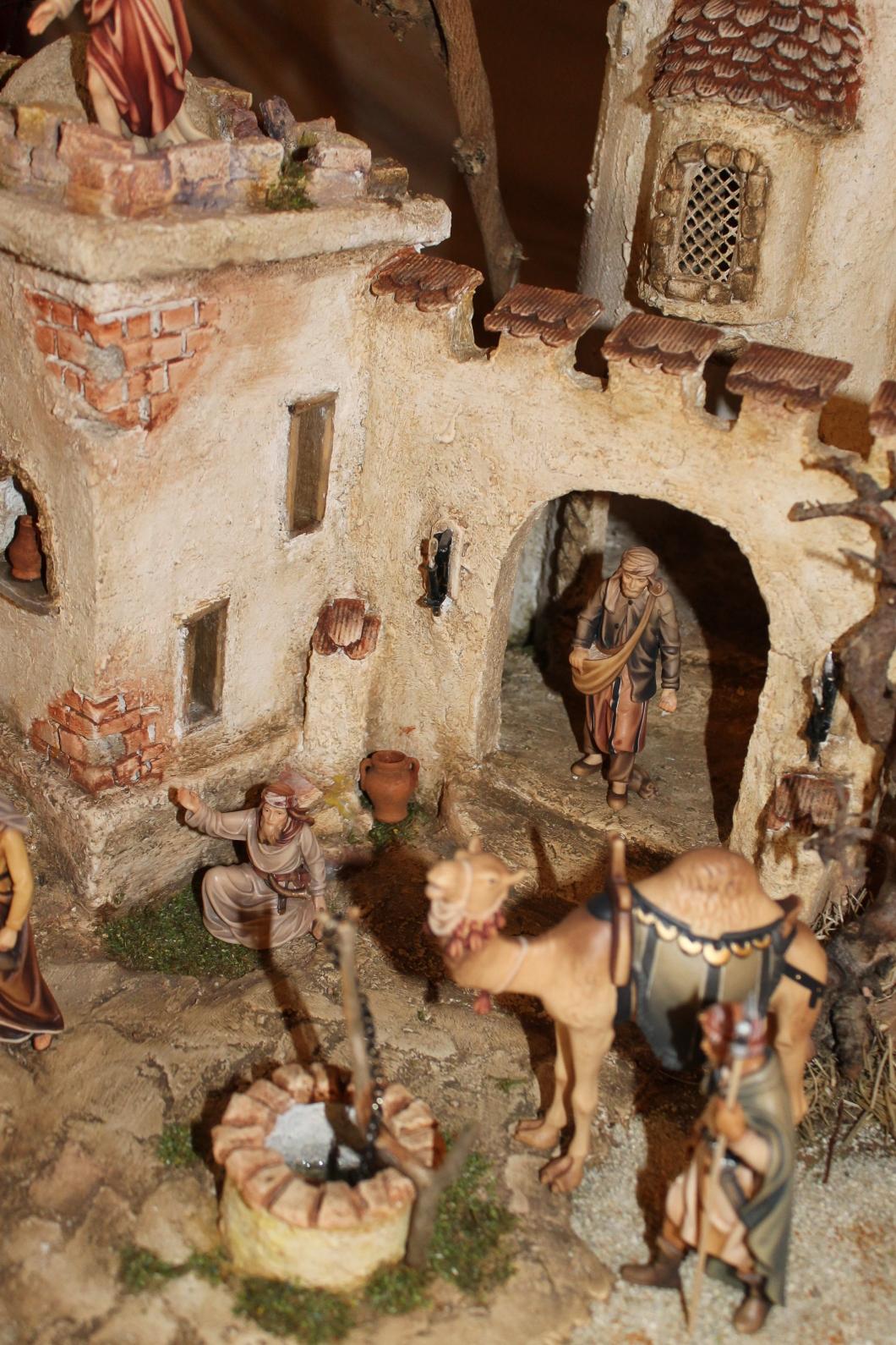 Kripperlschauen im Kapuzinerkloster Hartberg 2o15 (38)