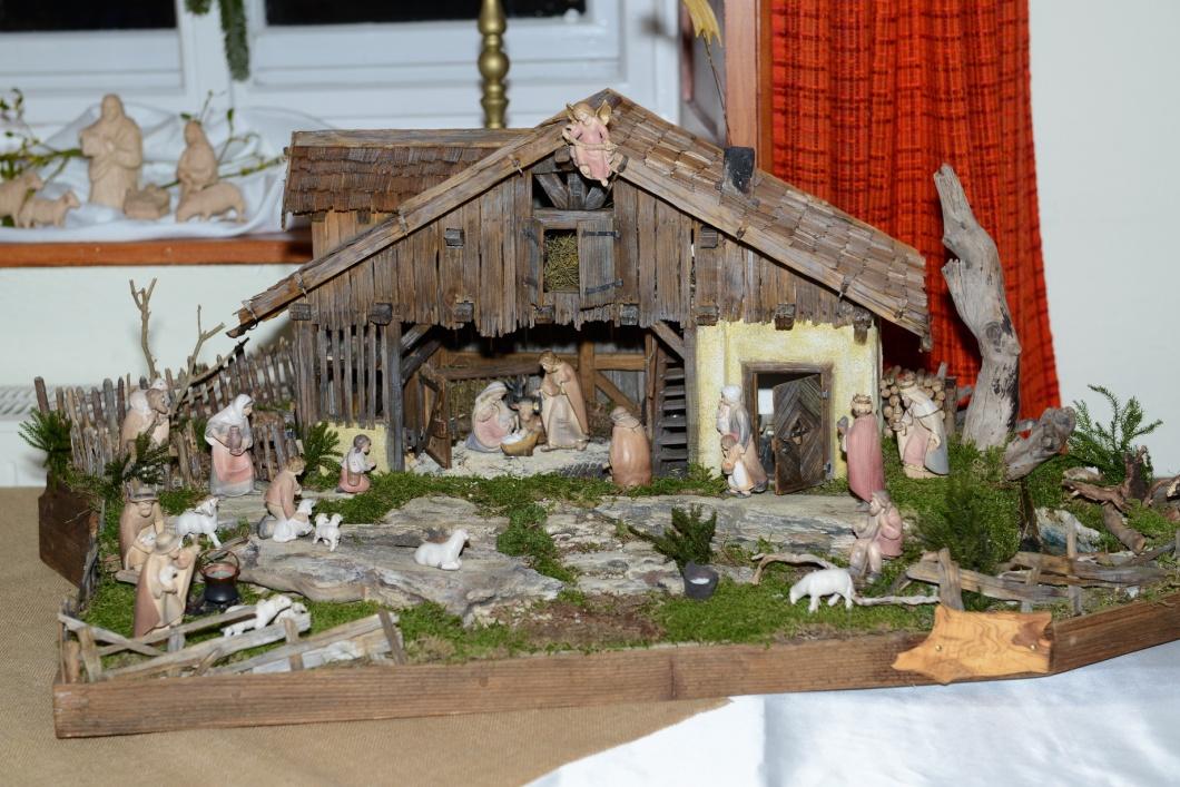 Kripperlschauen im Kapuzinerkloster Hartberg 2o15 (5)