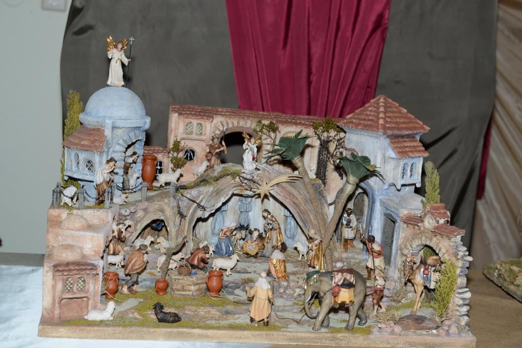 Kripperlschauen im Kapuzinerkloster Hartberg 2o15 (50)